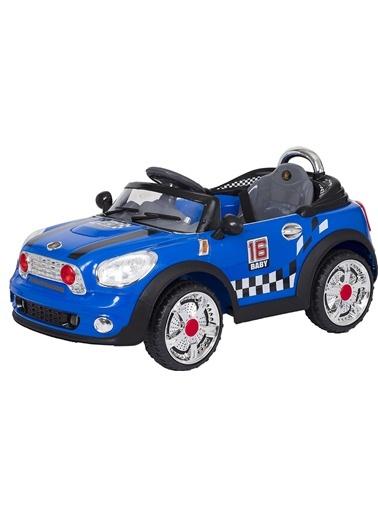Baby2Go 6512 Akülü Araba Uzaktan Kumandalı-Baby2go